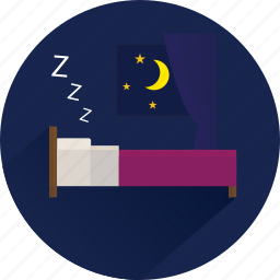 accomodation, bedroom, hotel, room, sleep, sleeping, warehouse icon