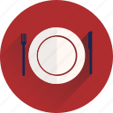 dinner, eating, kitchen, meal, restaurant icon