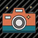 camera, photo, picture, snapshot, travel icon