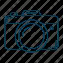 camera, photo, travel, vacation icon