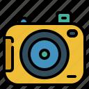 camera, holiday, journey, photography, travel, vacation icon