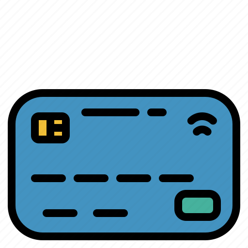 credit card, holiday, journey, payment, travel, vacation icon