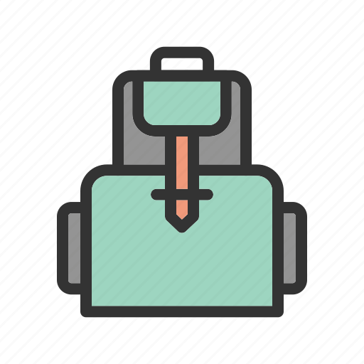bag, luggage, pack, packing, suitcase, travel, trip icon