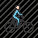 bicycle, bike, cycling, cyclist, mountain, sport, travel