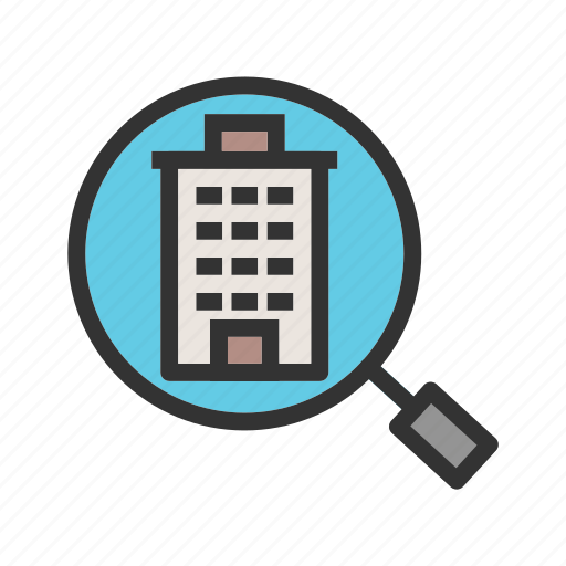 booking, business, find, hotel, hotels, search, travel icon