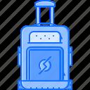 bag, baggage, holidays, tour, travel icon