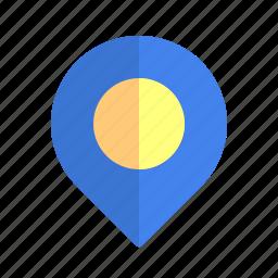 destination, holiday, location, vacation icon