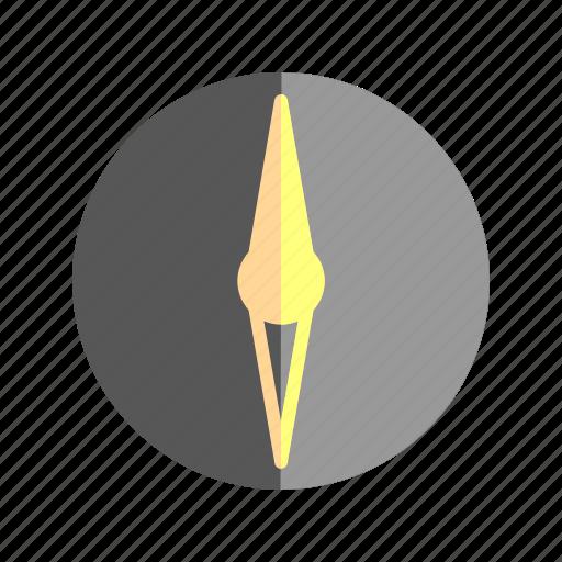 compass, destination, holiday, vacation icon