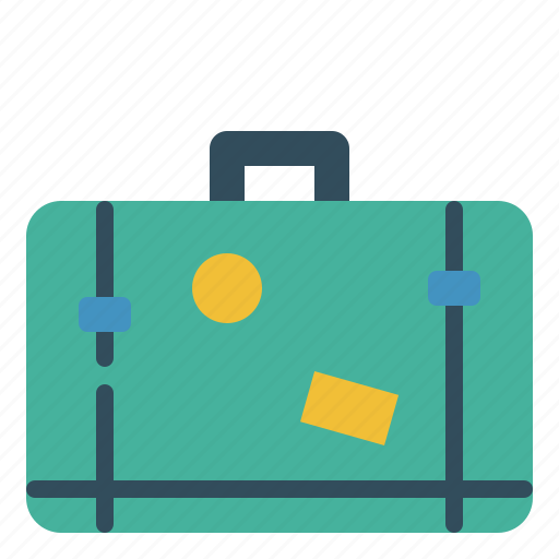 bag, holiday, journey, travel, vacation icon