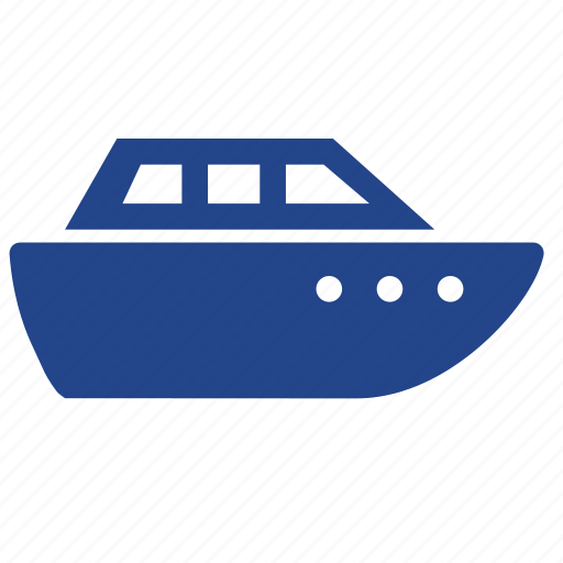 boat, cutter, recreation, sea, ship, vessel, water, yacht icon