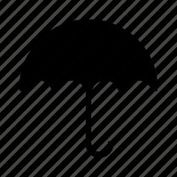 hotel, journey, travel, trip, umbrella icon