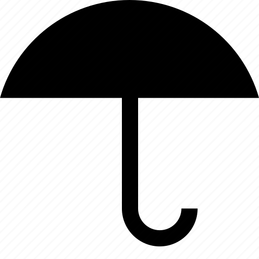 outside, rain, travel, umbrella icon