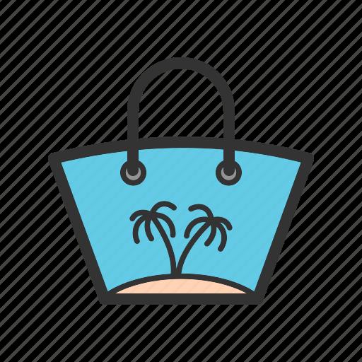 baggage, handbag, luggage, summer, travel, trip, vacation icon