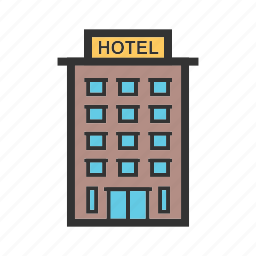 bell, business, hotel, lobby, reception, service, travel icon