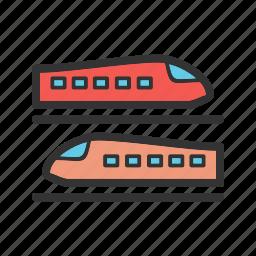 booking, journey, railway, tickets, train tickets, travel icon