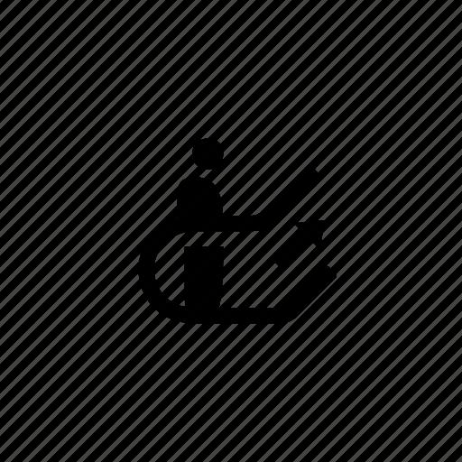 bottom, escelator, transport, travel, up icon