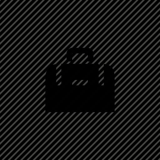 bag, briefcase, luggage, suitcase, travel icon