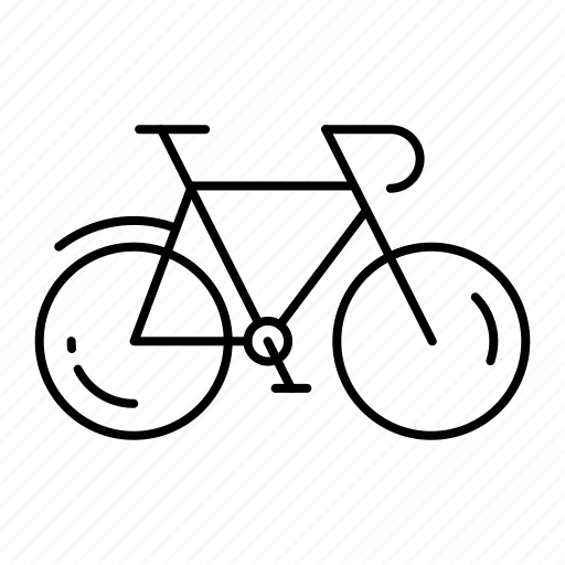 bicycle, bike, transport, travel, trip, vacation, vehicle icon