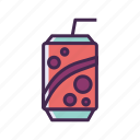 can drink, drink, soda icon