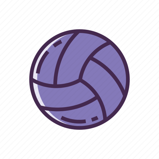 ball, volley, volleyball icon