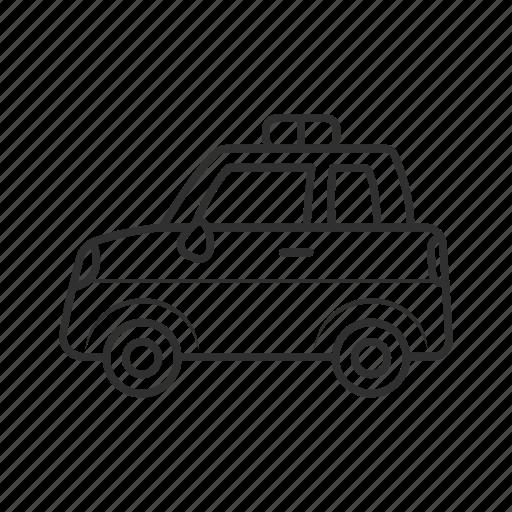 cab, driver, emoji, passenger, taxi, transportation, yellow cab icon