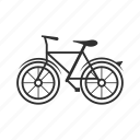 bicycle, bike, drive, exercise, mountain bike, ride, vintage bike icon