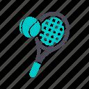 ball, racket, sport, tennis, tournament, vacation