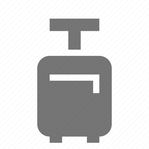 bag, luggage, suitcase icon