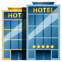 building, buildings, company, holiday, home, hostel, hotel, hotels, house, motel, office, real estate, restaurant, service, travel, vacation icon