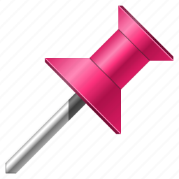 arrow, base, direction, flag, gps, label, location, map, mark, marker, navigation, needle, pin, pink, place, point, pointer, position, tag, target, travel icon