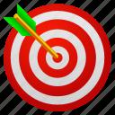 aid, aim, arrow, bullseye, center, game, goal, marketing, point, security, seo, success, target, targeting, win icon