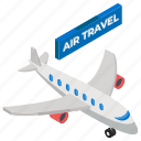 air flight, air travel, global travel, international travelling, world tour, world travel icon