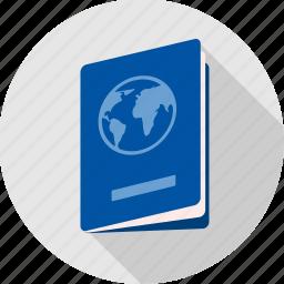 icard, id, idcard, identification, identity, passport icon