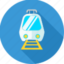 metro, rail, railway, railway station, train, tram, tramway icon