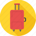 bag, baggage, luggage, tourism, travel, travel bag, vacation icon