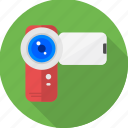 cam, camera, handy cam, live, photo, video, web icon