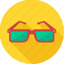 eye, find, glasses, goggles, spects, view, vision icon