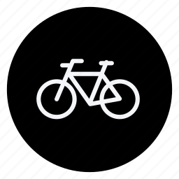 bicycle, holiday, holidays, outdoor, tourism, travel, vacation icon