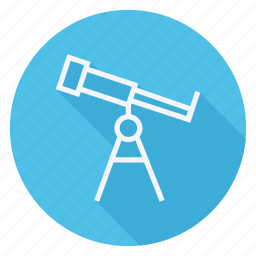 holiday, holidays, outdoor, telescope, tourism, travel, vacation icon