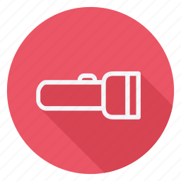 flash, flashlight, holiday, light, tourism, travel, vacation icon