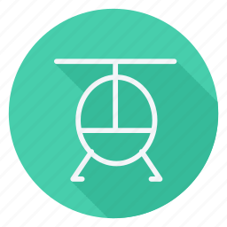 helicopter, holiday, holidays, outdoor, tourism, travel, vacation icon
