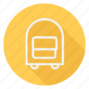 carrier, holiday, outdoor, tourism, travel, trolly, vacation icon