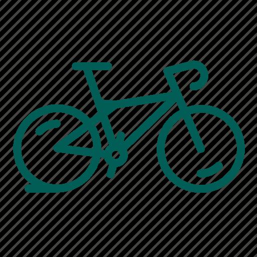 bicycle, bike, bikes, cycle, mountain, mountain bike, sport icon