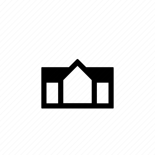 building, home, house, village icon