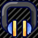 bukeicon, enjoy, headphone, headphones, travel icon