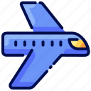 air, bukeicon, flight, flying, plane, travel icon