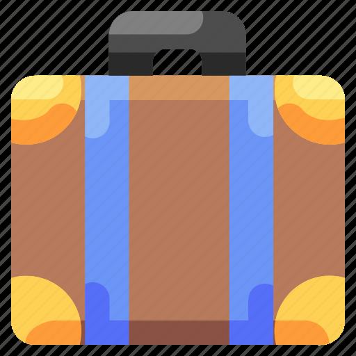 baggage, briefcase, bukeion, luggage, suitcase, travel icon