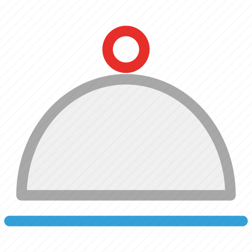reception bell, service bell icon