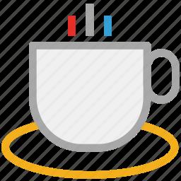 cup, hot tea, tea icon