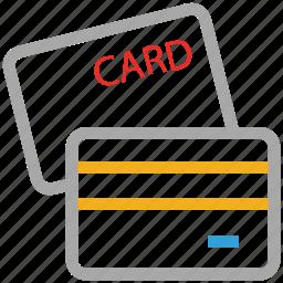 card, cash, credit card, debit card icon